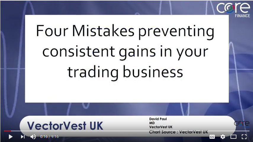 Four Mistakes preventing consistent gains