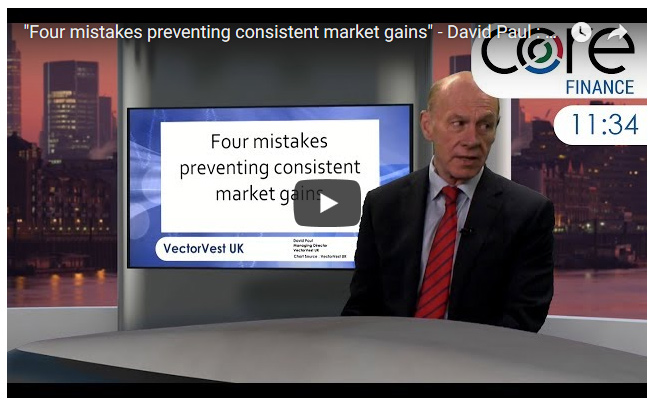 Four Mistakes Preventing Consistent Market Gains