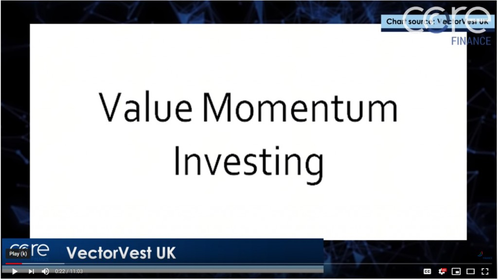 Value Momentum Investing