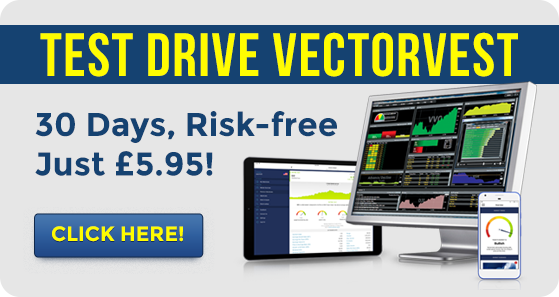 Try VectorVest for 30 Days for £5.95